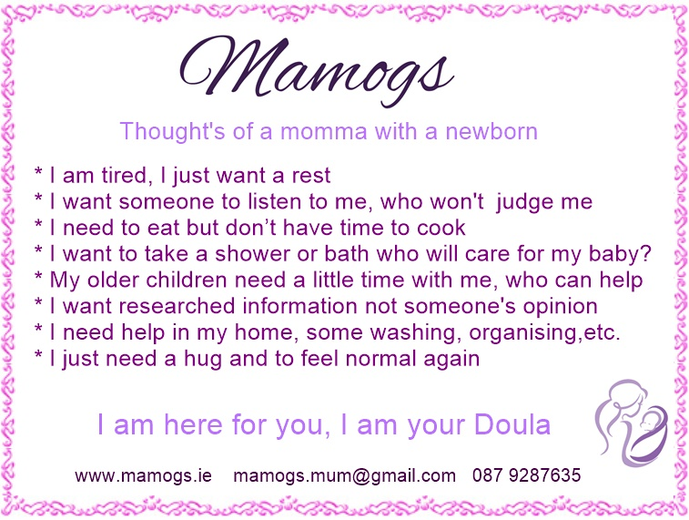 I am your Doula