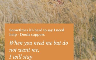 A Doula Is Like Nanny Mc Phee